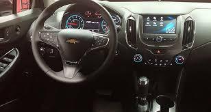 Chevy Cruze Ls Interior 2016 Chevrolet Cruze Review Consumer Reports