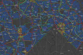 Boston Bike Map by Cycling Stress Map Helps Bikers Avoid Tricky Streets Curbed