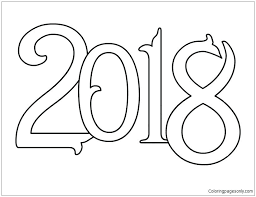 coloring pages easter bunny vector new year page free a
