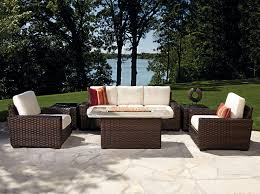 Outdoor Furniture With Fire Pit Table by Top 10 Best Fire Pit Patio Sets