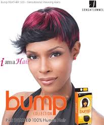 hair bump feather 123 sensationnel bump