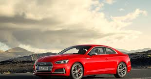 audi a5 2016 redesign 2018 audi a5 and s5 look ny daily