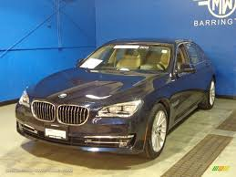 bmw imperial blue metallic 2013 bmw 7 series 750li sedan in imperial blue metallic 141217