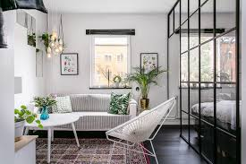 delightfully stylish one bedroom apartment in stockholm