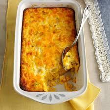 cape cod corn pudding recipe taste of home