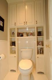 Bathroom Cabinet Above Toilet The Toilet Storage Ideas For Space 2017