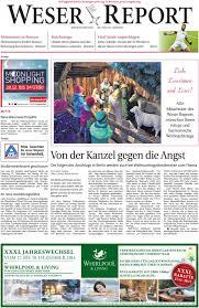 Zurbr Gen Esszimmerstuhl Weser Report Mitte Vom 25 12 2016 By Kps Verlagsgesellschaft Mbh