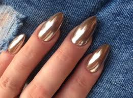 how to get chrome nails so you can have the most ba manicure ever
