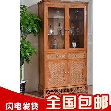 Wood Wine Cabinet Living Room Lounge Bar Hotel Restaurant Wine Cabinet Handmade