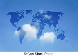 world map stock image global communications with a world map global stock photo