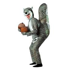 Body Halloween Costumes Adults Body Squirrel Costume Drunkmall