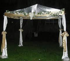 chuppah canopy 2dbride s diy chuppah wedding canopy weddingbee photo