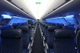 Interior Air A321 First Look New Cabin For A New Aircraft Delta News Hub