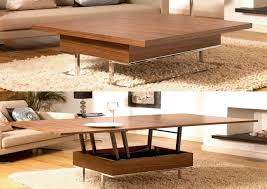 convertible coffee dining table perfect ideas coffee table converts to dining absolutely smart