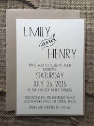 simple wedding invitations simple wedding invitations best photos wedding ideas