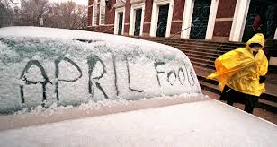 The Biggest Blizzard Remembering That April Fool U0027s Day Blizzard 20 Years Ago The
