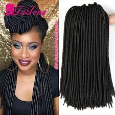 types of braiding hair weave crochet faux locs synthetic xpression braiding hair crochet braids