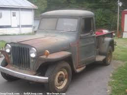 are jeeps considered trucks willys trucks ewillys page 12