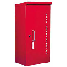 heavy duty outdoor fire extinguisher cabinets commercial