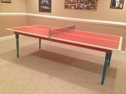 a ping pong table is a must for me there s just nothing