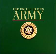 army photo album army scrapbook
