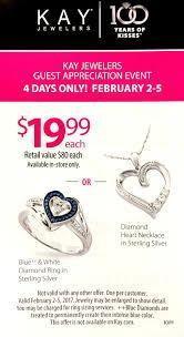 kay jewelery kay jewelers guest appreciation event franklin park mall