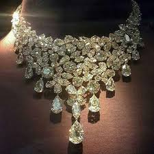 silver necklace with diamond images Best 25 diamond choker necklace ideas diamond jpg