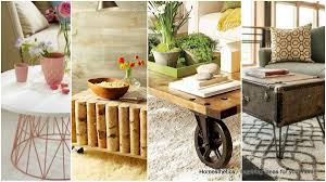 Diy Coffee Tables - 10 fabulous diy coffee tables that are easy to make homesthetics