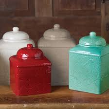 western kitchen canisters kitchen accessories
