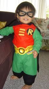 Baby Robin Halloween Costume Terrorize Gotham Joker Costume Costumes Blog
