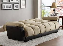 Futon Or Sleeper Sofa Click Clack Beige Futon Sofa Piper Collection Style 480mfr