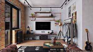 Industrial Look Living Room by Industrial Style Dining Room Design The Essential Guide