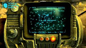 Fallout 3 Map Markers by Falloutnv Explorer Perk Thats Alot Of Fucking Locations Youtube