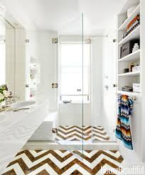 chevron bathroom ideas 30 unique bathrooms cool and creative bathroom design ideas