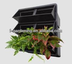 sol 2015 new design living plant wall vertical garden system green