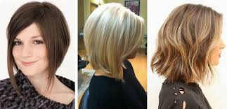 medium bob haircuts front and back photos bob hairstyles for women with round faces