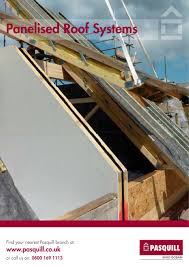 panelised roof systems pasquill roof trusses limited pdf