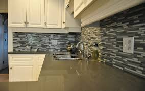 interior modern kitchen countertops quartz with white kitchen set