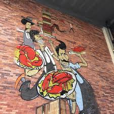 art of the table reservations love the wall art on burger lobster restaurant in jeddah the food