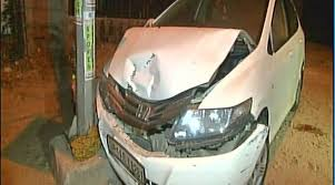 noida sector 18 accident pregnant woman out for shopping run over
