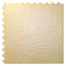 perfection floor tile slate pvc interlocking tile 6 pk hayneedle