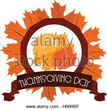 isolated sketch of an apple thanksgiving day vector illustration
