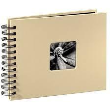 Spiral Bound Photo Album Hama Fine Art Photo Album 50 Black Pages 25 Sheets Spiral