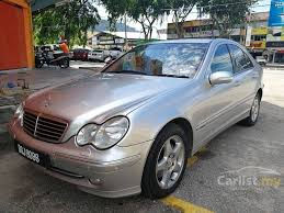 mercedes c270 cdi mercedes c270 cdi 2001 avantgarde 2 7 in pahang automatic