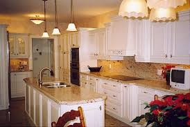 Kitchen Countertops With White Cabinets by Astonishing Granite Kitchen Countertops With White Cabinets Uotsh