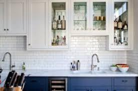 modest two tone kitchen cabinets flatblack co
