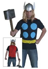 T Shirt Halloween Costumes Ideas Thor Costume Superhero T Shirt Comic Book T Shirts Superhero