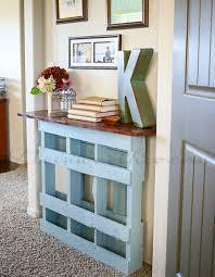 wood pallet crafts easy craft ideas
