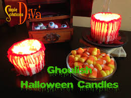 halloween candels search results for u201csimple decor u201d u2013 simplesolutionsdiva com