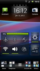 apk laucher xperia home launcher apk for arc and arc s might work on other